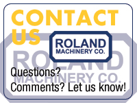 Contact Roland Machinery